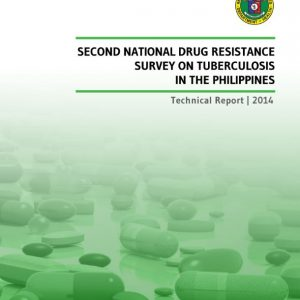 Second National Drug Resistance Survey on Tuberculosis in the Philippines