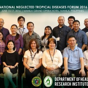 RITM-DOH holds Research Forum on National Neglected Tropical Diseases
