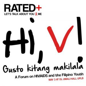 RITM, UPLB give face to HIV/AIDS