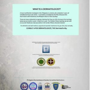 Fact Sheet: What is a dermatologist?