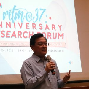 RITM showcases new research findings in Anniversary Research Forum