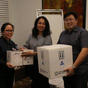 RITM certifies shippers of infectious substances