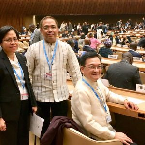 Global health leaders convene at the 72nd World Health Assembly