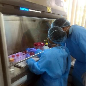 NTRL equips lab staff with proficiency skills in Solid TB culture testing