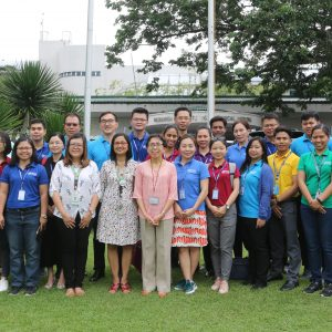 RITM hosts WHO-GHLC fellows