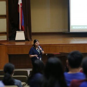 RIO conducts 3rd Research Forum