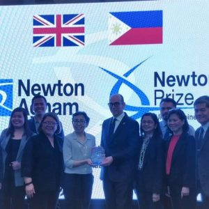 Ensure Project contends for 2019 Newton Prize Award