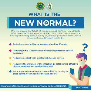 What is the New Normal?