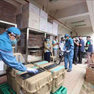 RITM participates in COVID-19 vaccine delivery simulation exercises